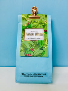 Hinitan Forest Blend Coffee (80% Robusta) (200g)
