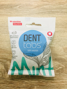 Teeth cleaning tablets Dent Tabs (125 tabs)