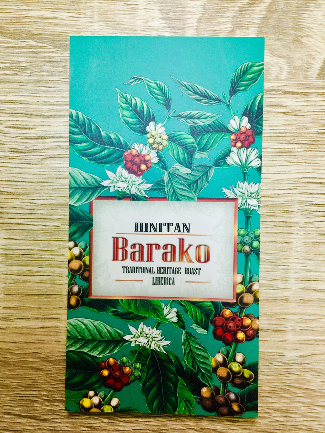 Hinitan Barako Traditional Roast Coffee