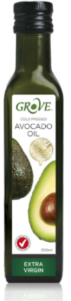 Avocado Oil (500ml) Classic Cold Pressed Extra Virgin 'Grove'