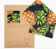 Load image into Gallery viewer, Beeswax Wrap by Chief Project (3pcs/pack)