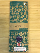 Load image into Gallery viewer, Eco-femme pantyliner 3pcs
