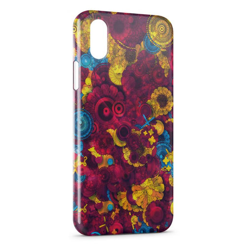 Fundas iPhone XR Psychedelic Style 2