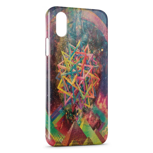 Fundas iPhone XR Psychedelic Style