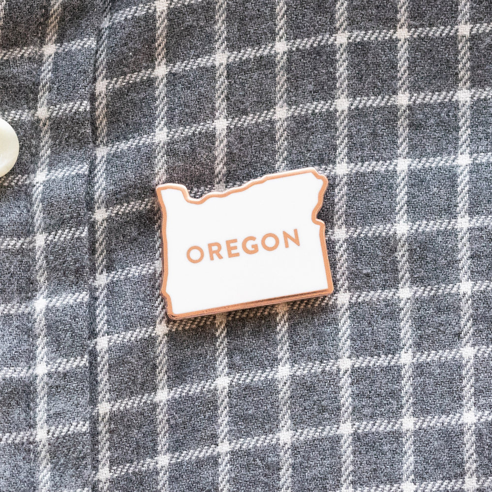 Load image into Gallery viewer, Oregon Pin