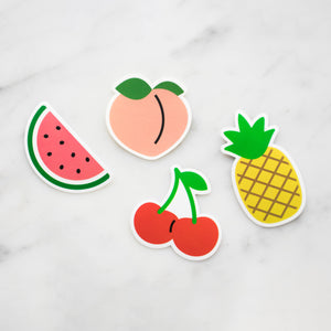 Load image into Gallery viewer, Fruit Stickers