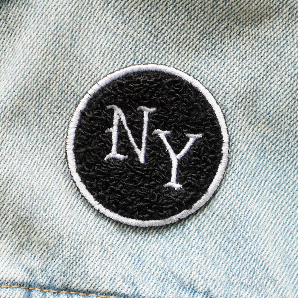 Load image into Gallery viewer, NY Chenille Patch