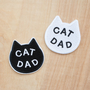 Load image into Gallery viewer, Cat Dad Patch