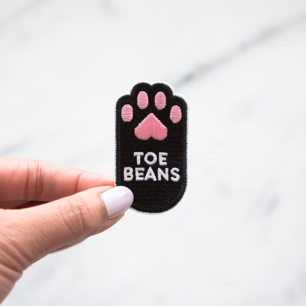 Toe Beans Patch