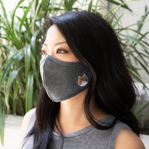 Adult Stretch Cotton Face Mask