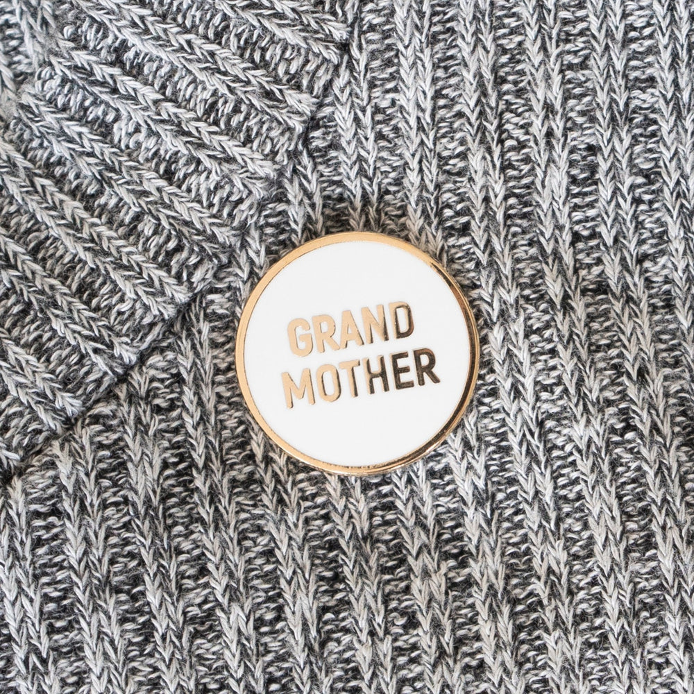 Grandmother Pin