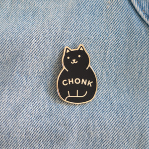 Load image into Gallery viewer, Chonk Pin