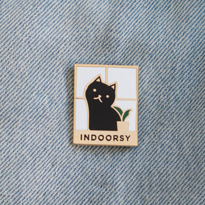 Indoorsy Pin