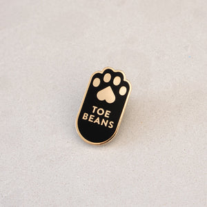 Load image into Gallery viewer, Toe Beans Pin