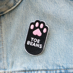 Load image into Gallery viewer, Toe Beans Patch