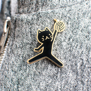 Jumpcat Pin