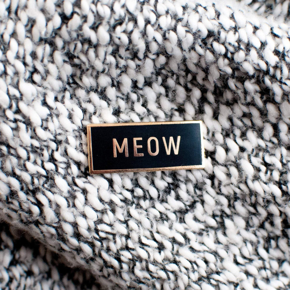 Load image into Gallery viewer, Meow Pin