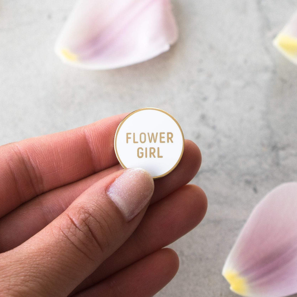 Load image into Gallery viewer, Flower Girl Pin