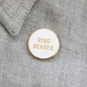 Ring Bearer Pin