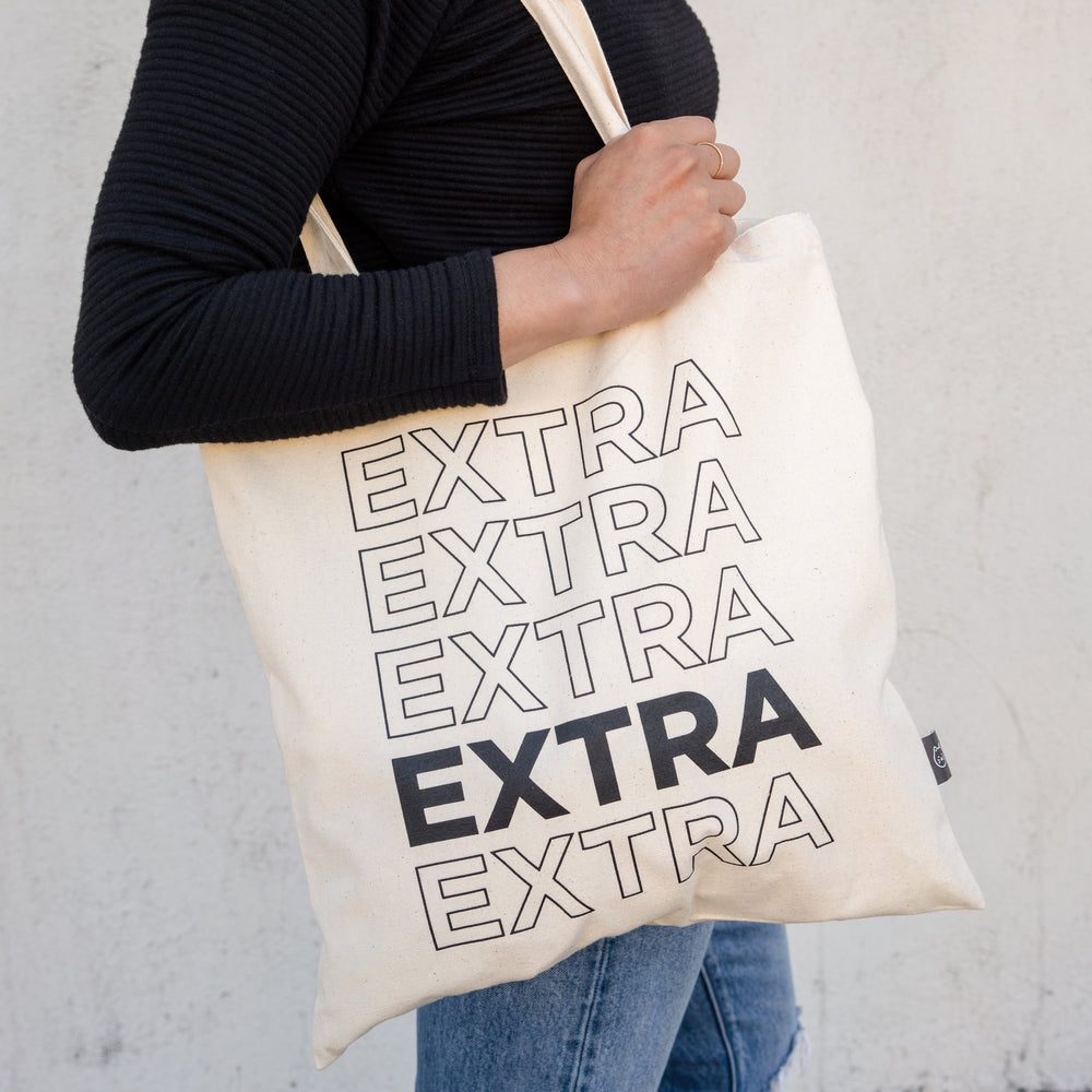 Extra Tote Bag
