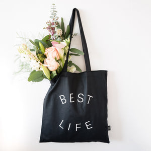 Best Life Tote Bag