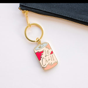 Load image into Gallery viewer, Le Chill Keychain