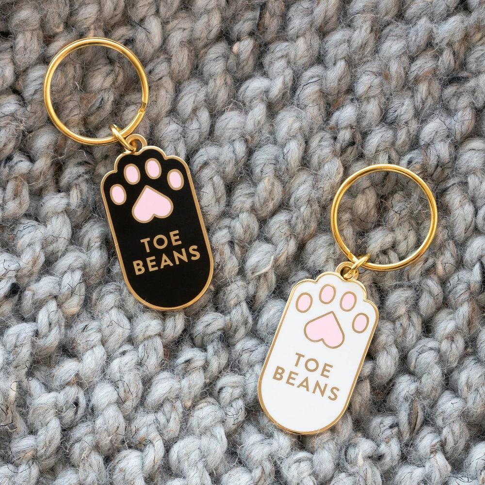 Load image into Gallery viewer, Toe Beans Keychain