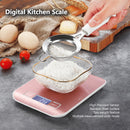Digital Kitchen Weighting Scale for Food, Baking and Cooking