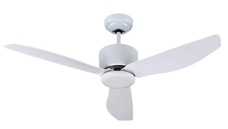 Fanco i-Con Ceiling fan with Remote, Light Option