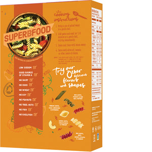 Superfood Orange - Rotini
