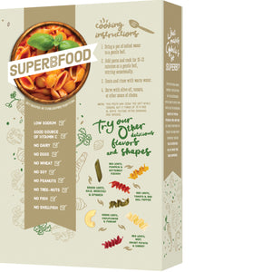 Superfood White - Shells