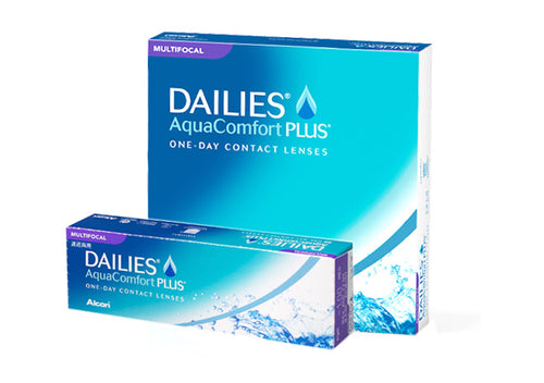 DAILIES AquaComfort Plus Multi