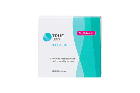 Truelens Premium Monthly Multifocal