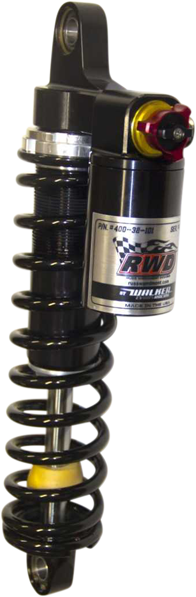 "RWD RS-1 Piggy Back Coil Over Shock — 14"" - Hardcore Cycles Inc"