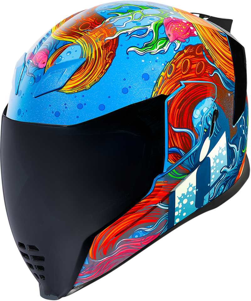 Icon Airflite™ Inky Helmet - Hardcore Cycles Inc