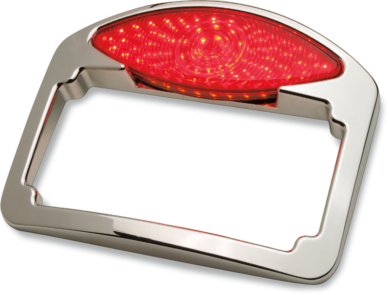 RWD LED Taillight/Turn Signal/License Plate Kit - Hardcore Cycles Inc