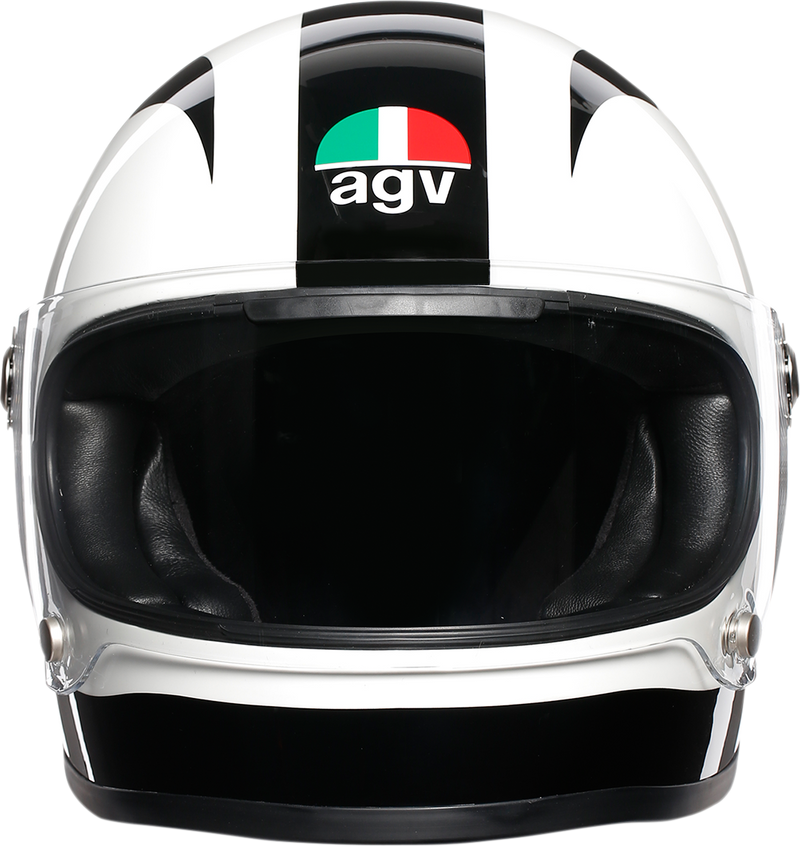 AGV Legends X3000 Limited Edition Helmet — Nieto Tribute - Hardcore Cycles Inc