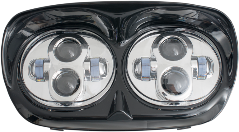 RIVCO LED ROAD GLIDE HEADLIGHT ASSEMBLY