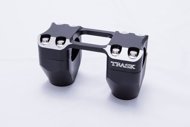 Trask ASSAULT SERIES RISERS - Hardcore Cycles Inc