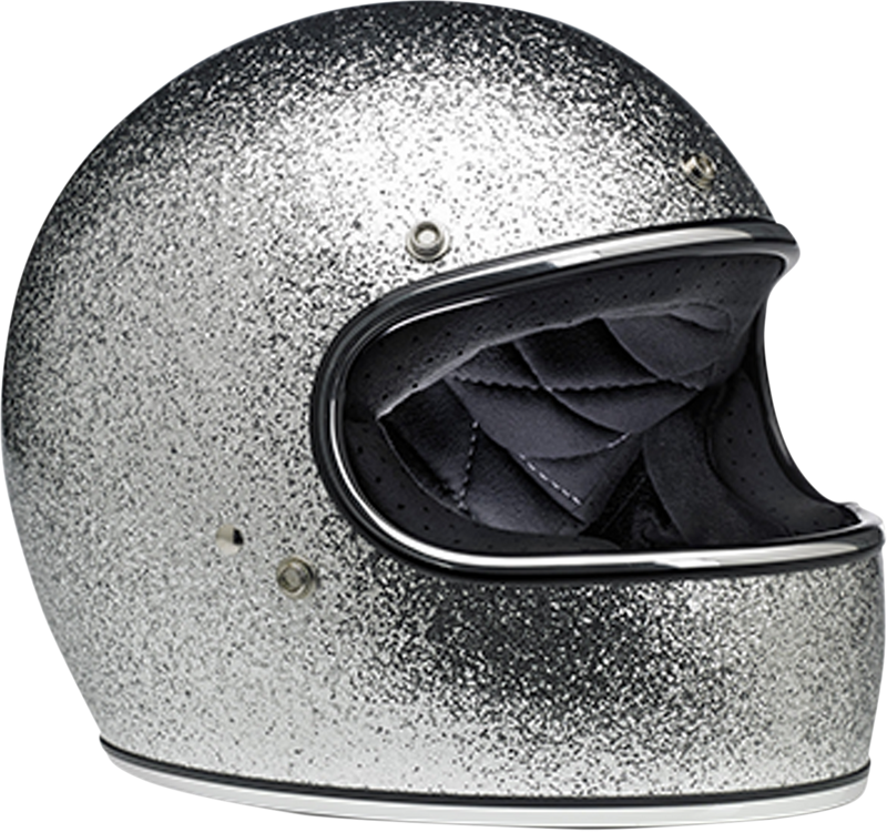 Biltwell Gringo Helmet — Metal Flake - Hardcore Cycles Inc
