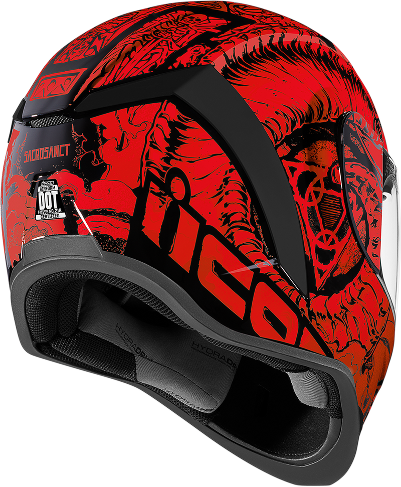 Icon Airform™ Sacrosanct Helmet - Hardcore Cycles Inc