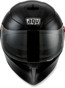 AGV K-3 SV Helmet — Solid - Hardcore Cycles Inc