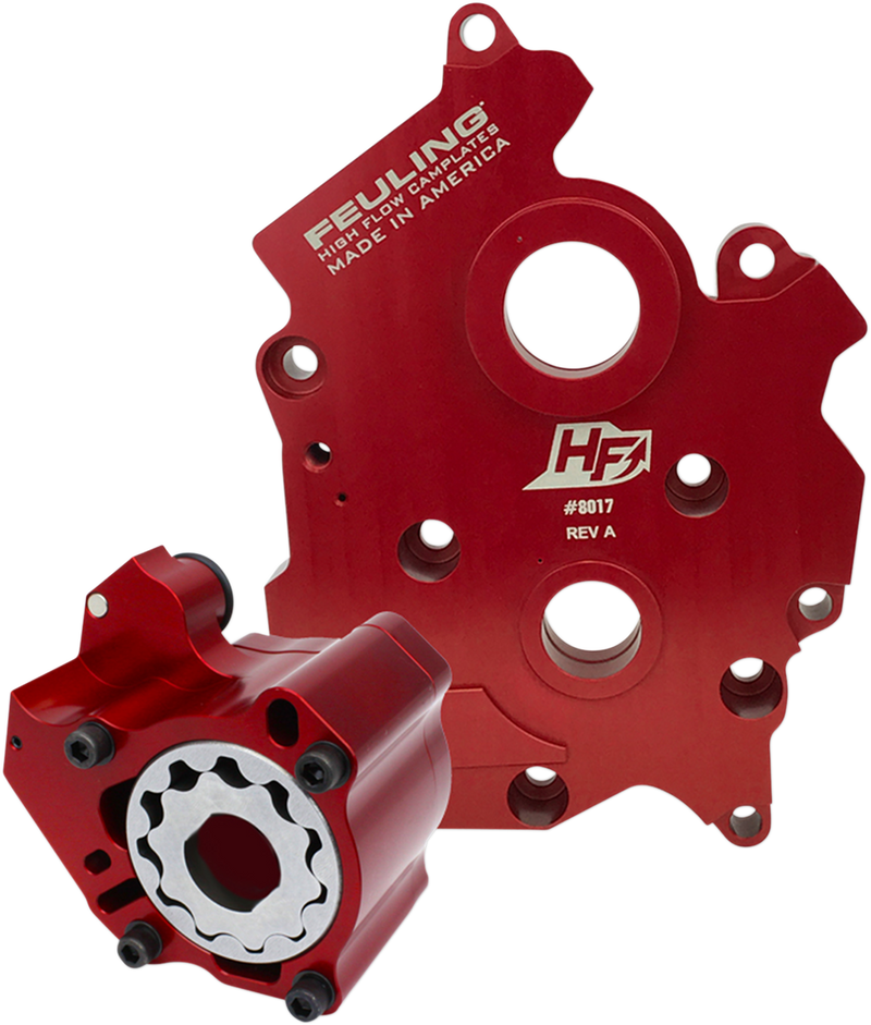 Feuling Race Series Oil Pump/Camplate Kit - Hardcore Cycles Inc