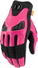 Icon Women's Automag 2™ Gloves - Hardcore Cycles Inc
