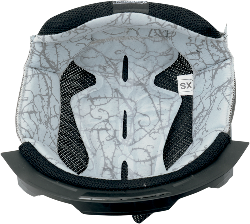 Icon Airframe™ Helmet Liner — Barbed Wire - Hardcore Cycles Inc