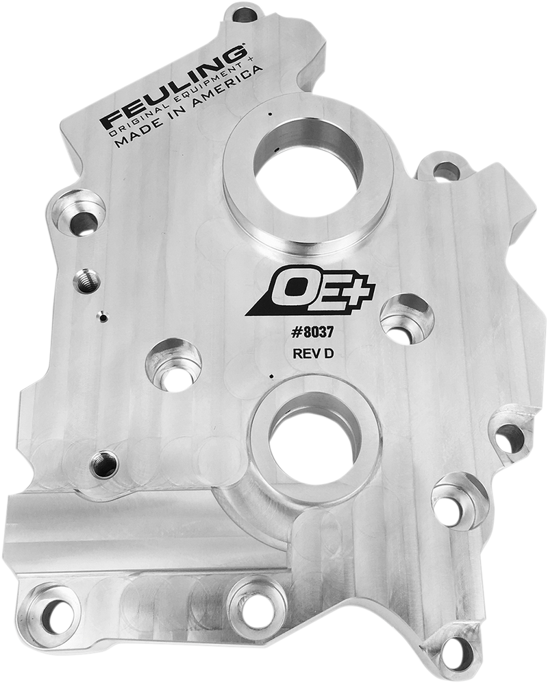 Feuling OE+ Camplates for Milwaukee Eight - Hardcore Cycles Inc