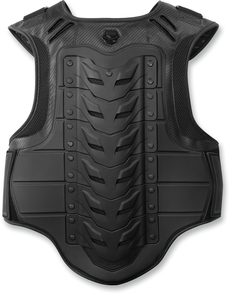 Icon Field Armor Stryker™ Vest — Women's - Hardcore Cycles Inc
