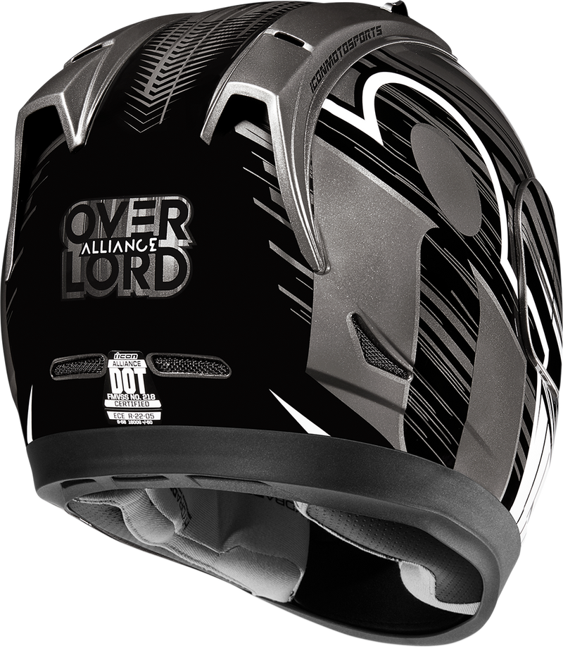 Icon Alliance™ Overload Helmet - Hardcore Cycles Inc