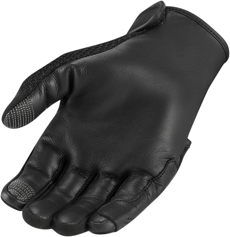 Icon Overlord™ Gloves - Hardcore Cycles Inc
