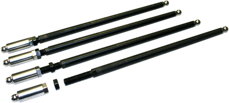 Feuling HP+® and Race Series® Adjustable Pushrods - Hardcore Cycles Inc